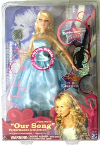 New Taylor Swift Doll Collection Sounds Like Nashville