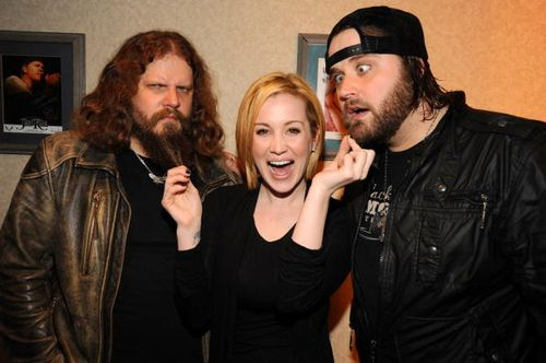 Kellie Pickler, Randy Houser, Jamey Johnson