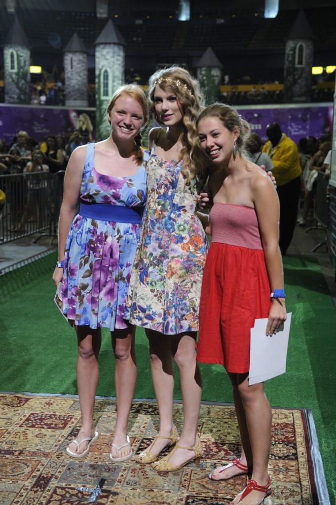 meet and greet taylor swift 2014 ukc