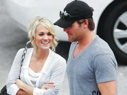 Mike fisher gives first interview since marrying carrie for Who is carrie underwood married too