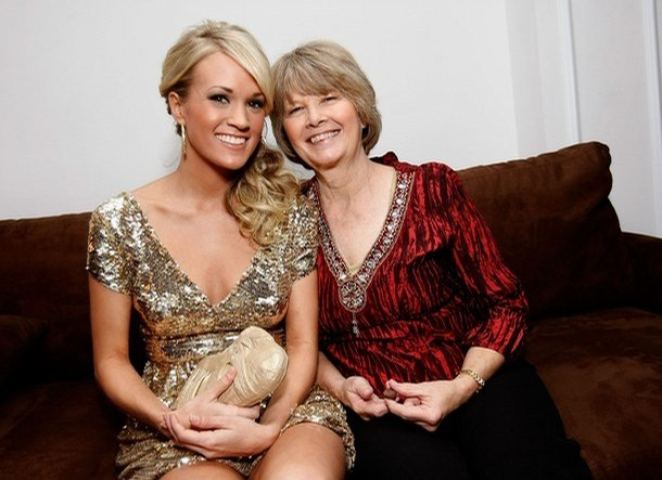 Carrie Underwood S New Video Is A Family Affair Sounds Like Nashville