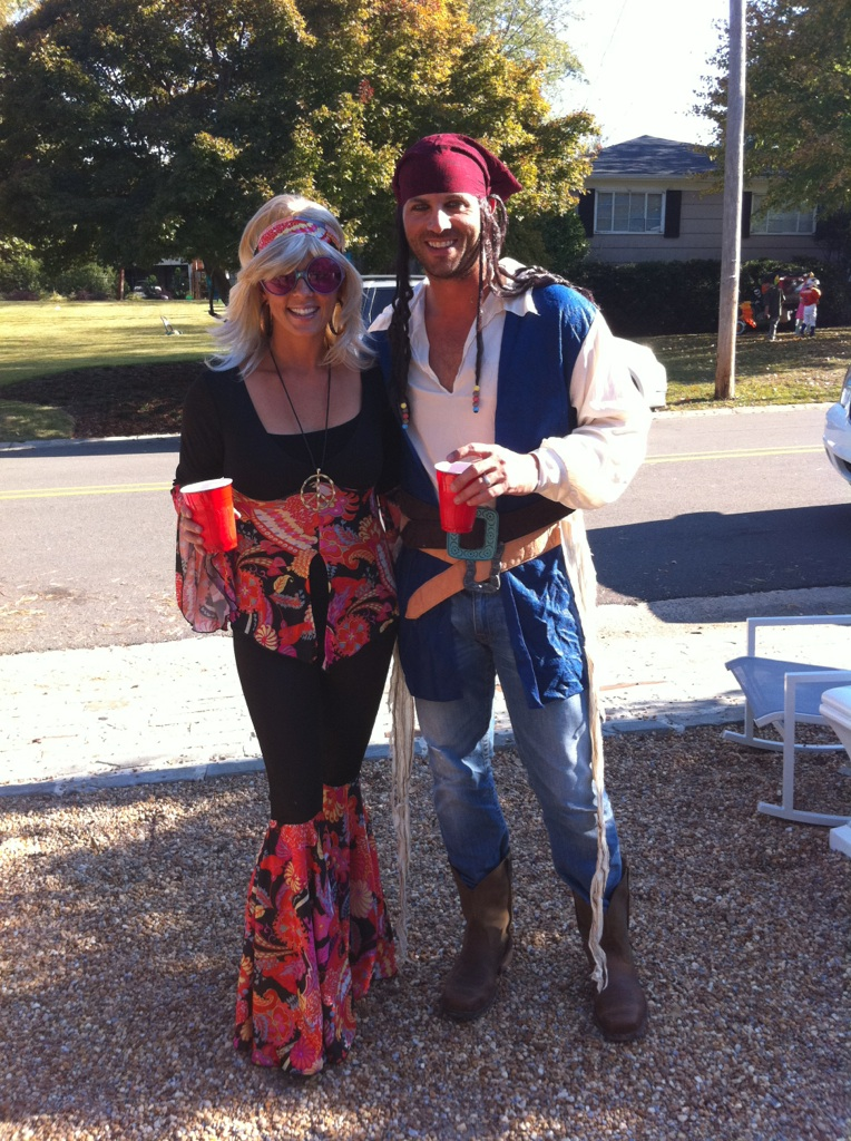 Country Stars Celebrate Halloween