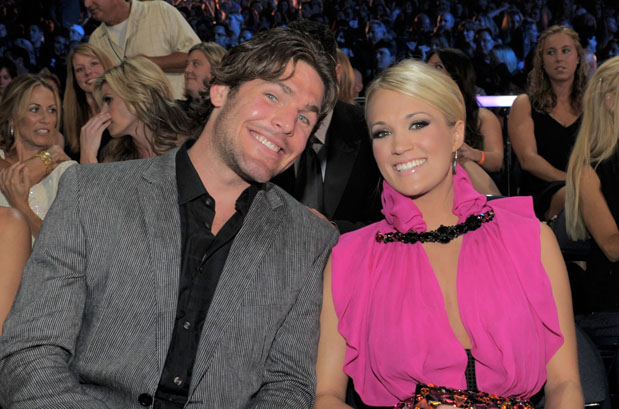 Could carrie underwood 39 s husband become a nashville for Carrie underwood husband mike fisher
