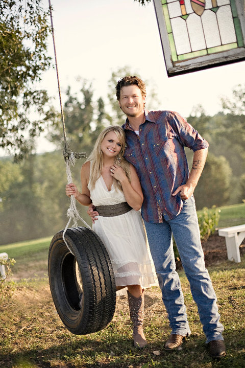 Country Music S Royal Wedding The Union Of Miranda Lambert Blake Shelton