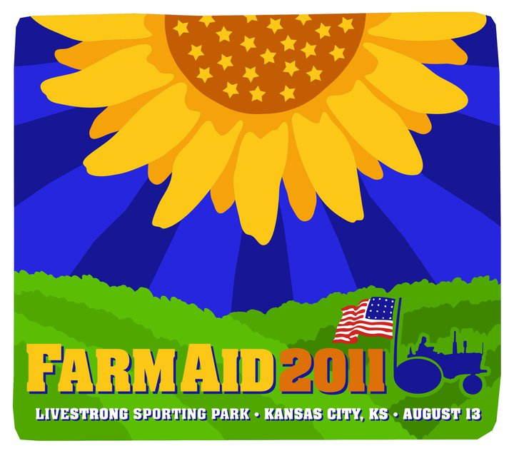 Farm Aid 2011 Lineup Announced Sounds Like Nashville