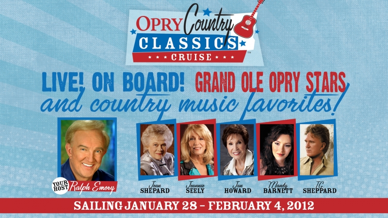 The Country Music Cruise