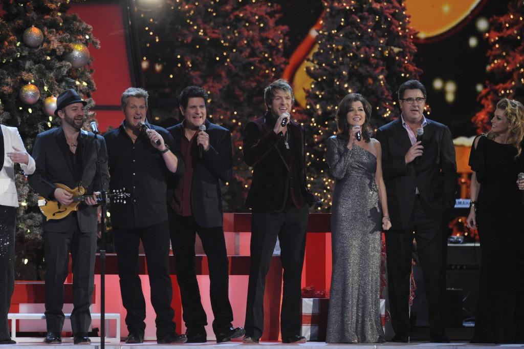 the cma country christmas cast kristian bush - A Country Christmas Cast