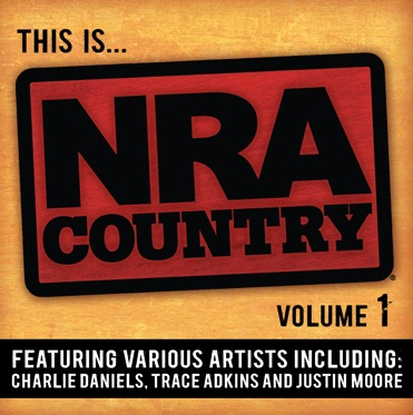 Country Stars Brought Together for New Album 'This Is NRA Country Vol. 1′