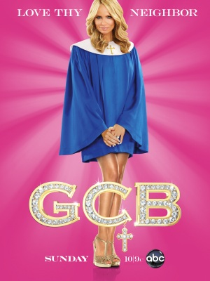 YOU Could WIN a $25 iTunes Gift Card from ABC's New Show, 'GCB'