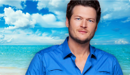 More Performers Added to Blake Shelton Cruise