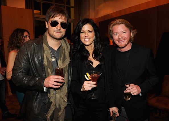 Capitol Records Nashville Artists Attend Label's ACM Awards