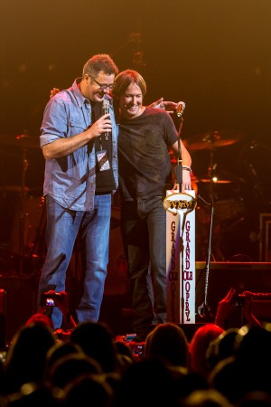 Keith Urban Invited to Join Grand Ole Opry