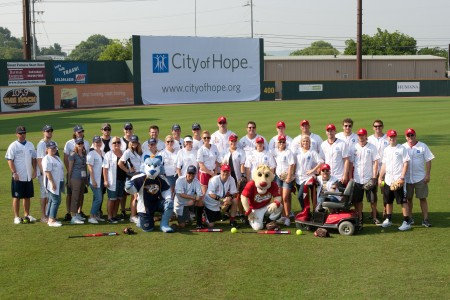 22nd Annual City of Hope Celebrity Softball Challenge Team Rosters Announced