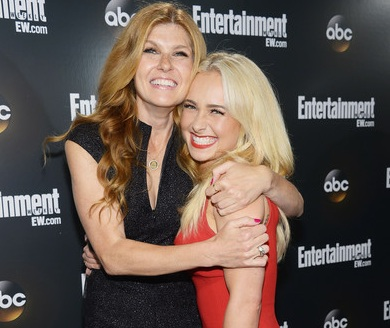 Connie Britton and Hayden Panettiere Excited and Nervous For 'Nashville' Roles