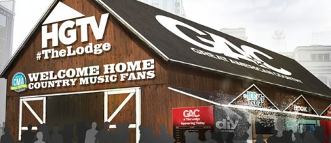 HGTV to Debut 'The Lodge' Interactive Fan Experience at 2012 CMA Music Festival