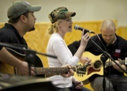 Kellie Pickler Embarks on 5th USO Tour to Celebrate Memorial Day Weekend