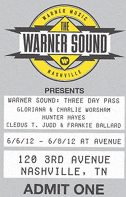 WIN a Pair of Three-Day Passes to 'The Warner Sound'
