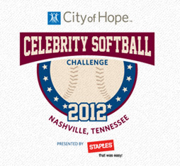 WIN Tickets to City of Hope's 22nd Annual Celebrity Softball Challenge