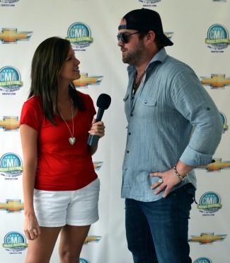 CountryMusicIsLove at the 2012 CMA Music Festival