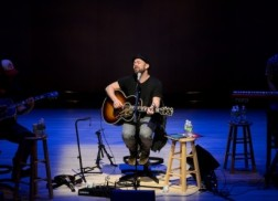 Sugarland's Kristian Bush Takes Part in CMA Songwriters Series