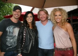 Little Big Town's 6th Annual Ride For A Cure Raises Over $55,000 For The T.J. Martell Foundation