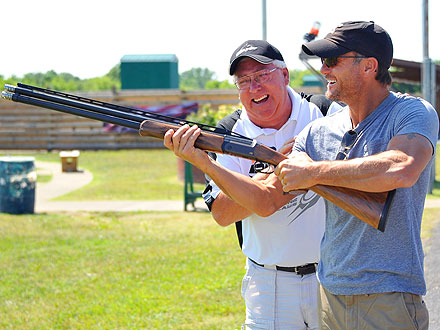 Tug McGraw 'Celebrity Sporting Clay Shootout' Raises Over $65,000