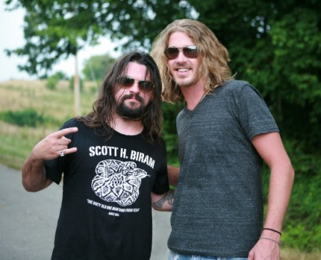 Bucky Covington Opens Up About Working With Shooter Jennings, Producing His New Single