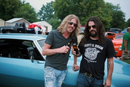 Bucky Covington and Shooter Jennings Premiere New Music Video on Maxim.com
