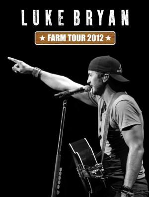 Luke Bryan's 'Farm Tour' 2012 to Feature the 'Peach Pickers'