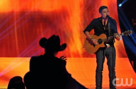 John Rich's 'The Next' Contestant Michael Ray Advances to Live Shows in Los Angeles