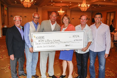 Academy Of Country Music Presents $750,000 To ACM Lifting Lives