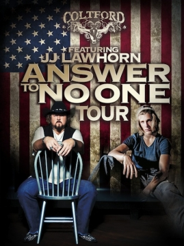 Colt Ford Heads West for the 'Answer To No One' Tour with JJ Lawhorn