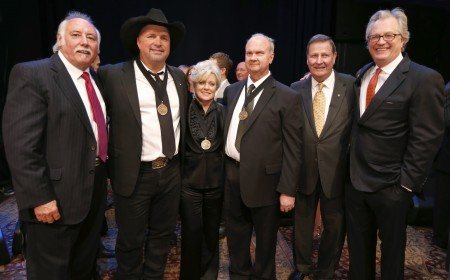 CMA Celebrates The Induction Of The Newest Country Music Hall Of Fame Members