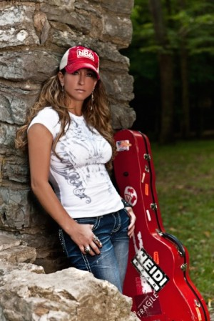 'This Is NRA Country' Announces Heidi Newfield as Artist of the Month