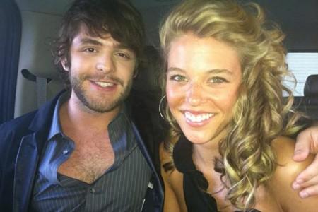 Thomas Rhett Marries Longtime Love Lauren Gregory Sounds Like