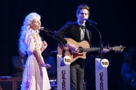 'Nashville' Actors Clare Bowen and Sam Palladio Make Grand Ole Opry Debut
