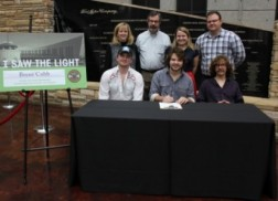 Brent Cobb Becomes Honorary Friends and Family Member of The Country Music Hall of Fame and Museum