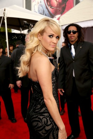 8071daee69fc PHOTOS  'The 55th Annual GRAMMY Awards' – Red Carpet Arrivals ...