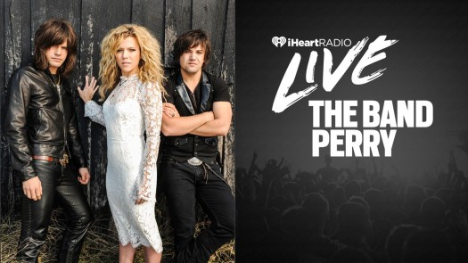 15a9808a023f8 You Could WIN Tickets to a Private The Band Perry Concert in New York City!