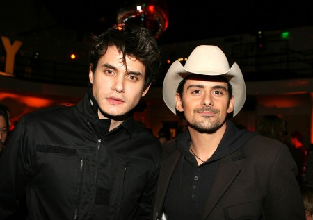 John Mayer to Perform with Brad Paisley at the 48th Annual Academy of Country Music Awards