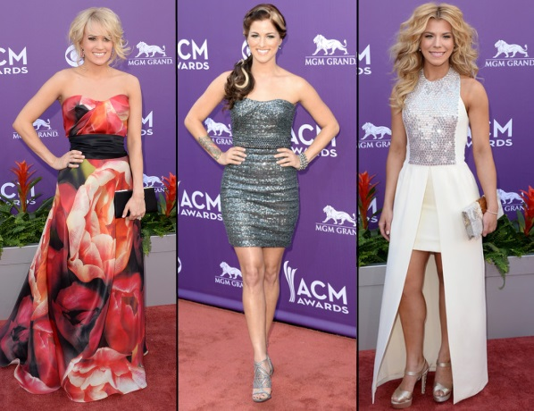 Country Star Inspired Prom Looks