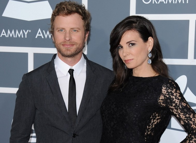 Dierks Bentley and Wife - CountryMusicIsLove