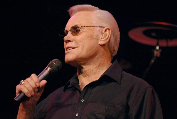 George Jones - CountryMusicIsLove