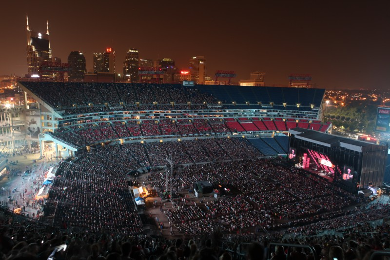 2013 CMA Music Festival LP Field Tickets Sold Out!