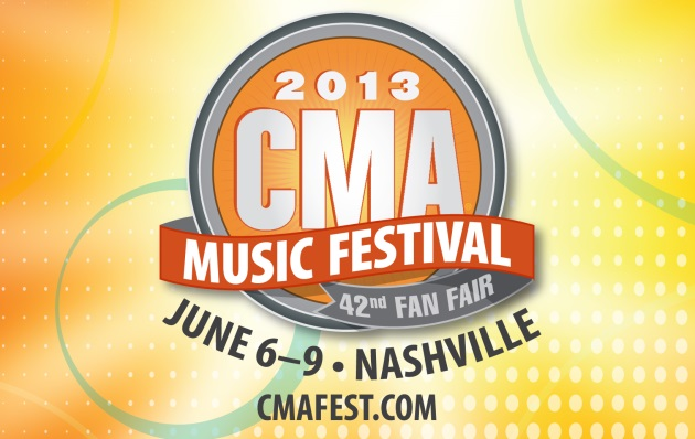 Artists Announced for the Bud Light Stage at Bridgestone Arena Plaza During 2013 CMA Music Festival