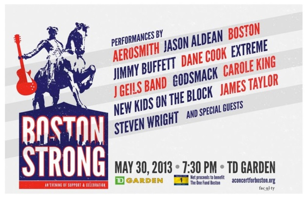 A Concert For Boston