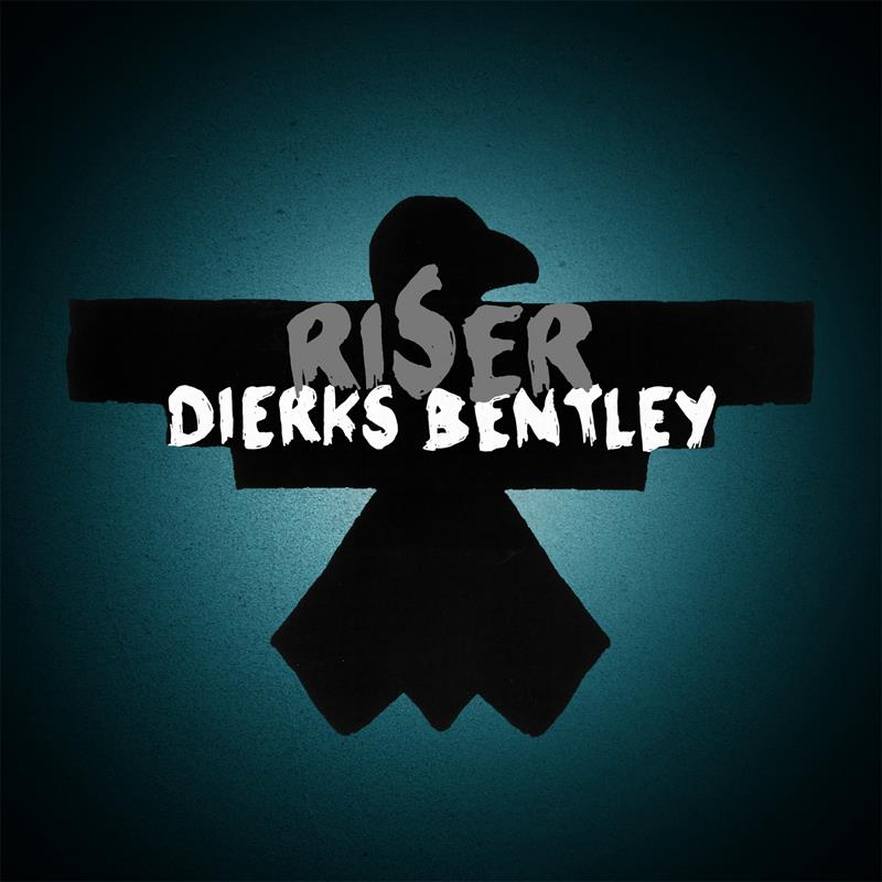 Dierks Bentley Riser Album Art - CountryMusicIsLove