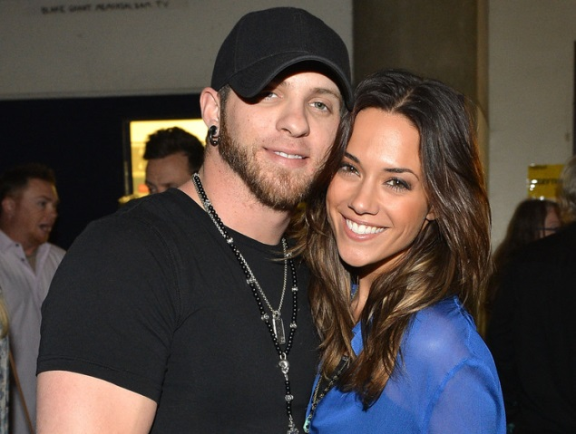 And brantley gilbert are pretty much done planning their wedding