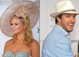 Miranda Lambert, Luke Bryan + Others Attend Kentucky Derby