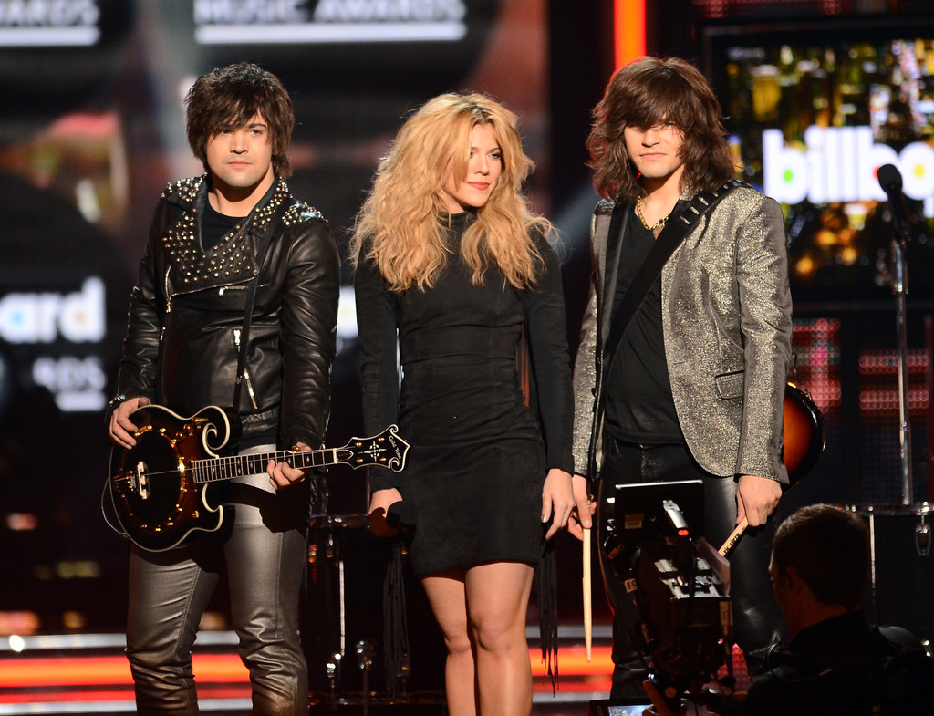 The Band Perry - 2013 Billboard Music Awards